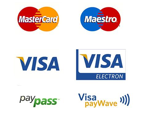 Akceptujemy płatności